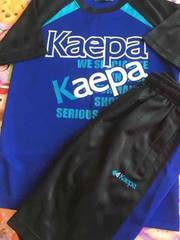 (●^口^●)Kaepa*半袖短パン*150�p*