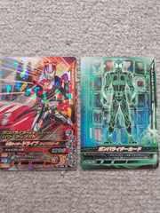 仮面ライダーバトルガンバライジング☆PD-028『ドライブ&ガンバライダーカード』