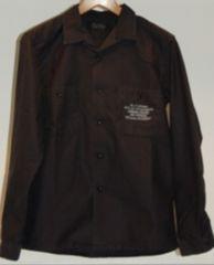 レア coalblack ナローボックスシャツ サイズS 黒 EXILE