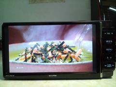 イクリプス AVN-Z03iW 4×4地デジ内蔵/DVD再生/CD録音 新品アンテナ付き