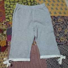 COMME CA ISM/コムサイズム裾リボン パンツ・ズボン 110�p