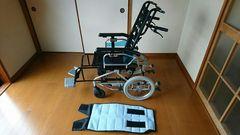 車椅子 アルミタイプ