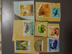 〔使用済み〕記念切手9枚 1円スタート 1スタ