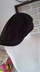 美品☆中古ハンチング帽