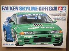 1/24 タミヤ FALKEN SKYLINE GT-R Gr.N