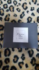 ☆Christian Diorくつ下size24~26☆新品☆