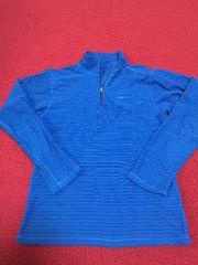 パタゴニアキッズ子供薄手フリースシャツ ノースフェイスL140150