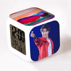 BIG BANG(D-LITE)■光るアナログ置き時計