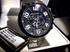 激レア立体的J HARRISONジョンハリソン自動巻き メンズ 腕時計