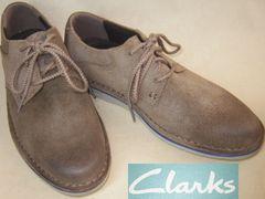 クラークスClarks新品カジュアル シューズ68059us8