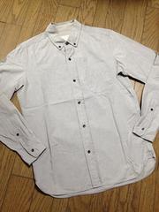 美品Edition シャツ グレー 日本製 トゥモローランド