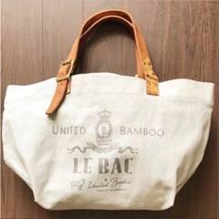 ユナイテッドバンブー トートバッグ united bamboo