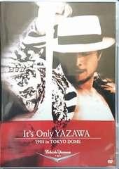 矢沢永吉 It's Only YAZAWA 1988 in TOKYO DOME 2枚組 中古