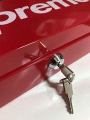 2011AW Supreme Metal Lock Box メタルロックボックス