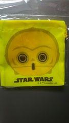 未開封 ミニ巾着 STARWARS/スターウォーズ C3-P0柄 ¥100
