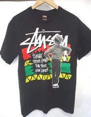 ★ STUSSY ラスタカラーTシャツ 人気のデザイン