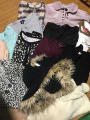 女性Mサイズ服☆冬服まとめ売り