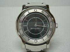 ブルガリ  美品  ソロテンポ  ST35S  メンズ  時計