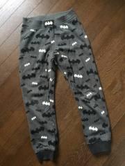 H&M☆バットマン総柄スウェットパンツ