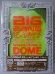BIGBANG  初回限定CD+DVD+ニット帽 SPECIAL BOX