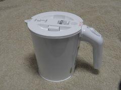 アマダナ電気ケトルAT-TP11ホワイト0.45L展示品