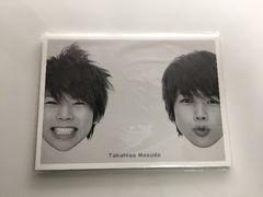 増田貴久 舞台  灰色のカナリア レターセット 送料込み