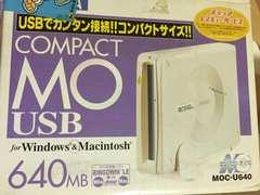 IODATA MOドライブ MOC-U640