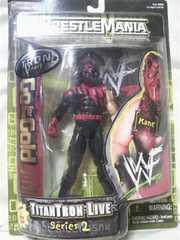 未開封WWE(WWF)ケイン旧 コスチューム バージョン