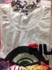 G-DRAGON BIGBANG×FILA Tシャツ 2009 白 SS
