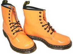 ドクターマーチン新品8ホール ブーツ1460エナメル11821811uk6