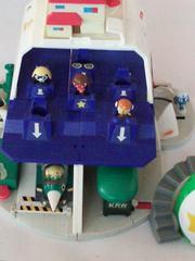 ケロロ軍曹おもちゃ 基地セット