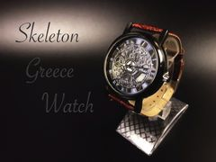 腕時計 高品質ステンレススチール レザー 革 ベルト ウォッチ