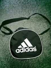 #adidas#ナイロン2Wayバッグ  ボールバッグ??