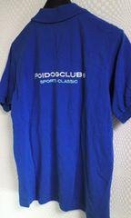 ポイドッククラブハワイ半袖ポロシャツ