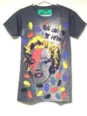 ◇ロックT◇Marilyn Monroe◇マリリン・モンロー◇Tシャツ◇
