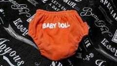 BABYDOLL  baby用パンツ 未使用