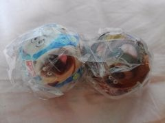 ペッツ ゴムボール2個セット PETS 未使用おもちゃ