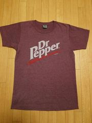 PAKISTAN製 Dr PePPer ドクター ペッパー Tシャツ S