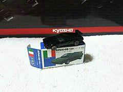 カプセルトミカ9 青箱 デトマソパンテーラ GTS 黒
