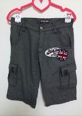 ★千鳥格子 半ズボン size150