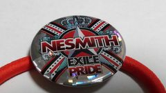 EXILE TOUR 2013 EXILE PRIDE モバイルブース ゴム EXILE NESMITH