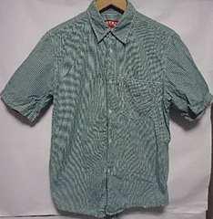 正規品 LEVI'S リーバイス×ジュンヤワタナベ半袖チェックシャツ