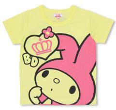 新品BABYDOLL☆マイメロディ Tシャツ 100 イエロー ベビードール