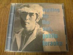 寺岡呼人CD「Waiting for the sun.」廃盤●
