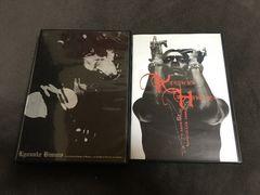 氷室京介 BOOWY vs HIMURO 3枚組DVDスウィートレボリューション