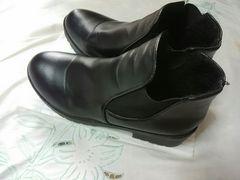 ブーツ(カラー:黒)