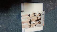 NMB48 須藤凜々花 渋谷凪咲 城恵理子 ボム特典 クオカード