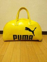 PUMA ヴィンテージ バック 生産国不明