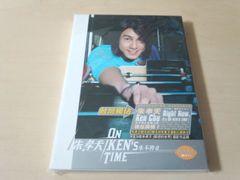 ケン・チュウ(朱孝天 F4)CD「永不停止ON KEN'S TIME」台湾●