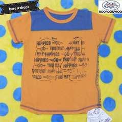 新品【ブーフーウーOnedeuxBoo】120cmロゴナンバリングTシャツ男女OK¥5292